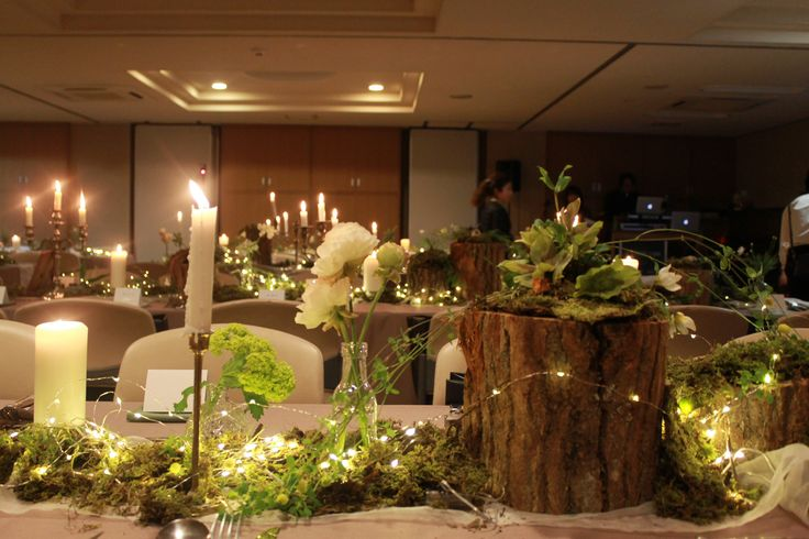 ゲストテーブル/ウェディング / 結婚式 / オリジナルウェディング/ オーダーメイド結婚式/wedding/idea/