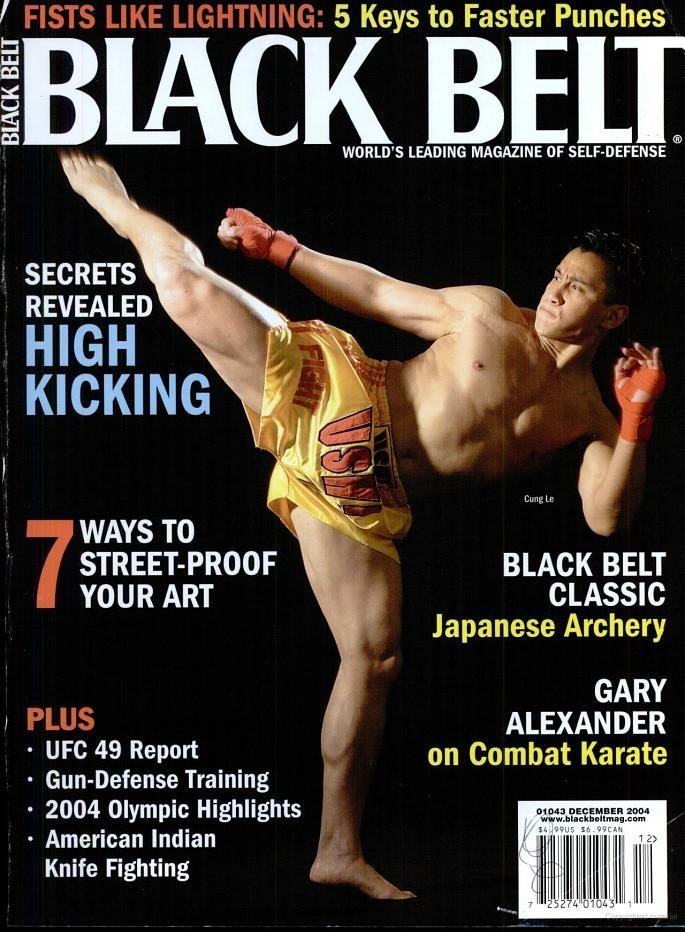 Black Belt - Magazine - Vol. 42, No. 12 - 168 pages Google Books - #mma #karate #magazine #blackbeltmagazine #googlebooks