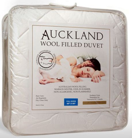 Auckland Wool Duvets – Real Wool Shop