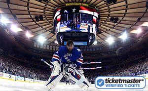 New York Rangers -- Tickets