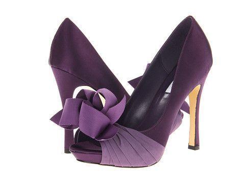 46 Gorgeous Purple Wedding Shoes