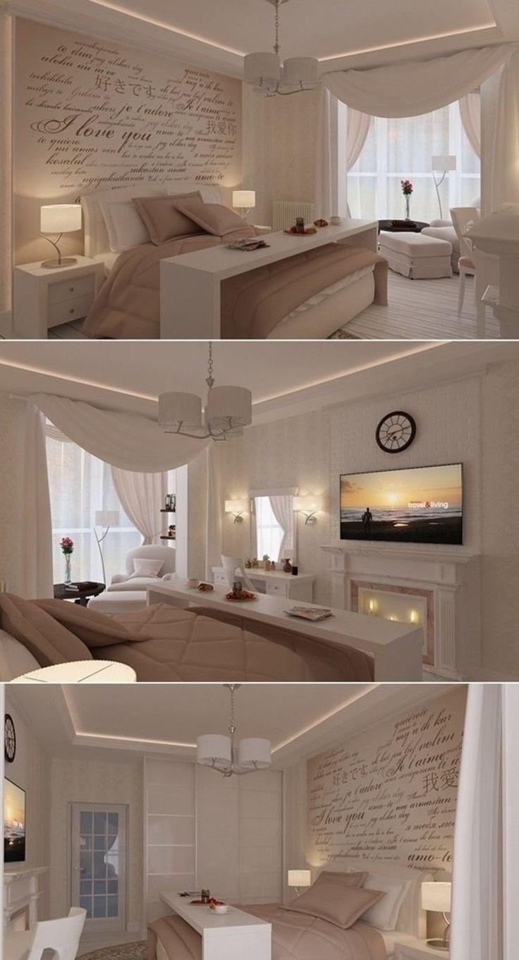 Sypialnia - świetna aranżacja