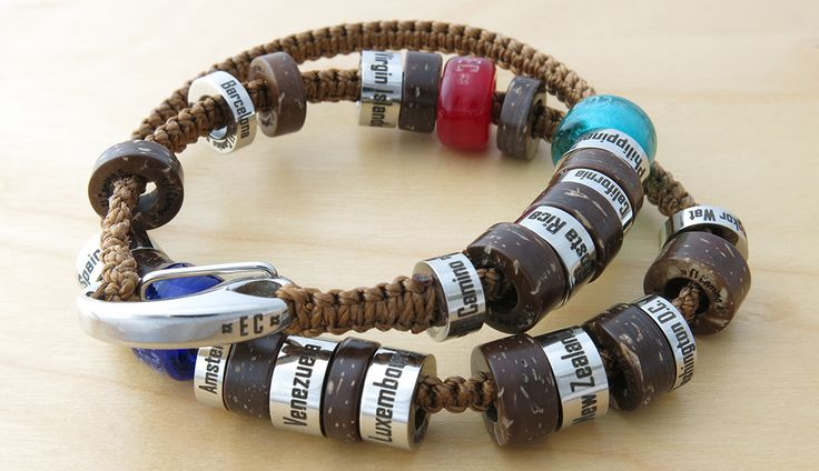 El Camino Bracelets: Collecting Travel Memories on Your Wrist