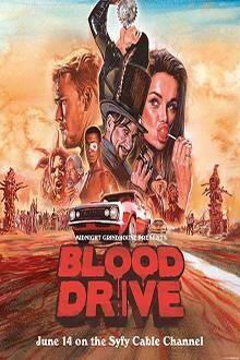 blood drive 1 stagione serie tv streaming film altadefinizione