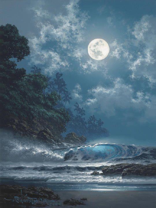 Behold The Moon – TABORA STUDIO ONLINE