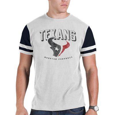 '47 Brand Houston Texans Infield T-Shirt - White