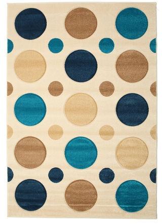 Modern design Niko rug 230x160 made of PP Frieze - Find affordable rugs at RugVista.com £144