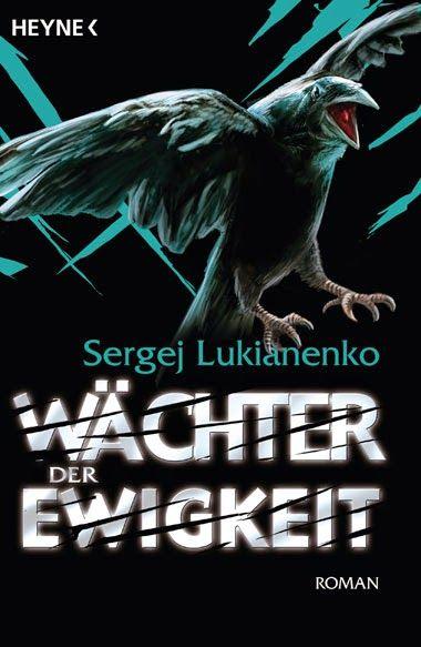 Sergei Lukyanenko | The last watch | german cover | #book #cover #urbanfantasy #russian #sergeilukyanenko