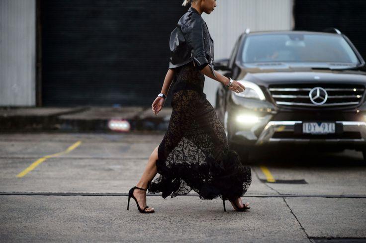 Mercedes-Benz Fashion Week Australia Spring 2015 - Mercedes Benz Fashion Week Australia Street Style Day 1