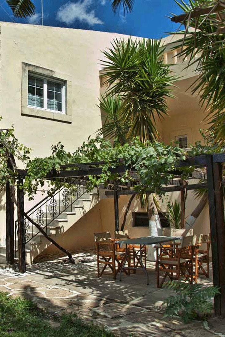 Villa Forest in Dafnedes, Rethymno, Crete