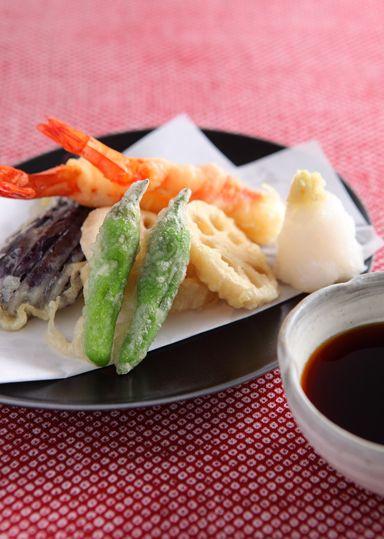 天ぷら のレシピ・作り方 │ABCクッキングスタジオのレシピ   料理教室・スクールならABCクッキングスタジオ