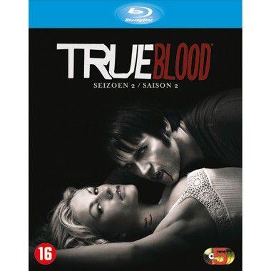 Blu-ray True Blood seizoen 2  Het complete tweede seizoen van de serie True Blood op 5 blu-rays! Beleef veel kijkplezier met deze spannende serie vol mysterie en duistere geheimen.  EUR 39.99  Meer informatie