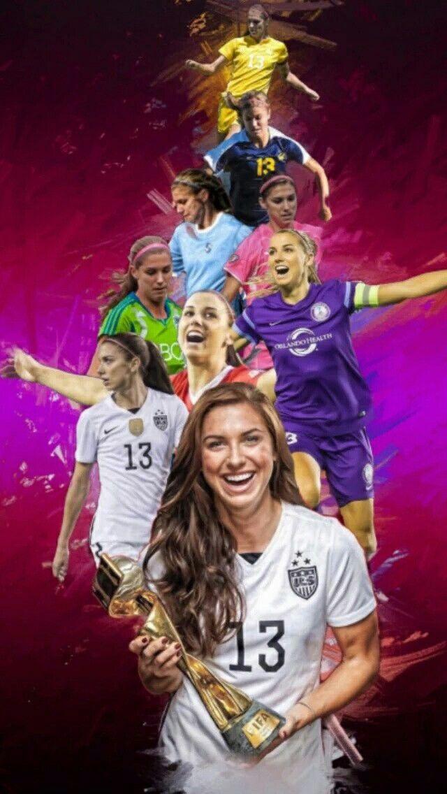 Alex Morgan Alexmorgan Usa Soccer Women Usa Soccer Team Soccer Girl