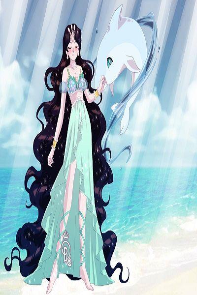 Amphitrite by LunaRosa ~ Anime Dress Up