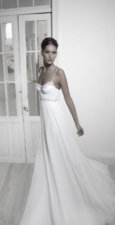 Inbal Dror country wedding dress
