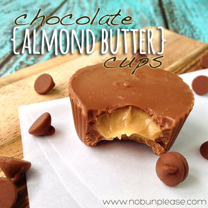 how to make low fat almond butter