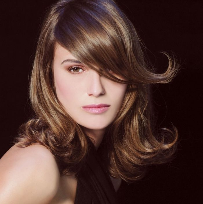Layered Medium Hairstyles 2013 ~ http://wowhairstyle.com/layered-medium-hairstyles/