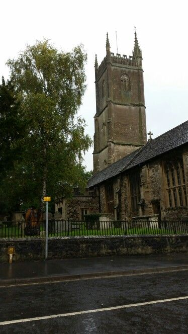 2:35pm 15.10.14 Chipping Sodbury church.