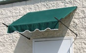 Canvas canopy awning do it yourself kits by EasyAwn