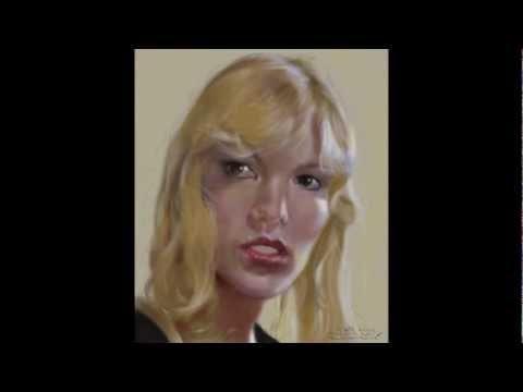Portrait of Brigitte Lahaie