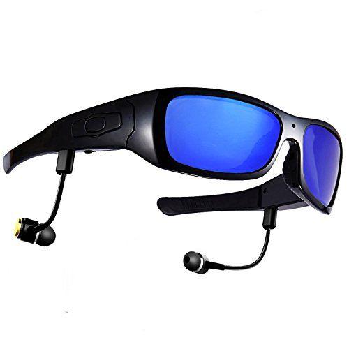 Sale Preis: DCCN Bluetooth Sonnenbrille mit Kamera-Video Geraet , Fashion Brille Spy Brille Kamerabrille Spionagekamer ,Bluetooth Stereo Headset fuer iPhone iOS/ Android System-Mobiltelefone/ Tablet PC. Gutscheine & Coole Geschenke für Frauen, Männer und Freunde. Kaufen bei http://coolegeschenkideen.de/dccn-bluetooth-sonnenbrille-mit-kamera-video-geraet-fashion-brille-spy-brille-kamerabrille-spionagekamer-bluetooth-stereo-headset-fuer-iphone-ios-android-system-mobiltelefo