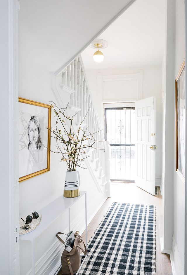 What to do with a small hallway