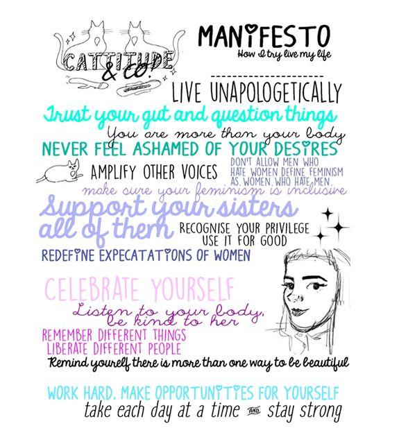 A brilliant manifesto for 2017.