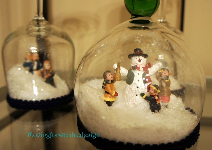 12 best ideas about SNOW GLOBIN\u0027 on Pinterest Mermaids, Vintage