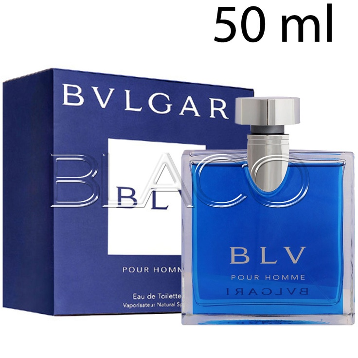 Bulgari Blv 50ml Uomo