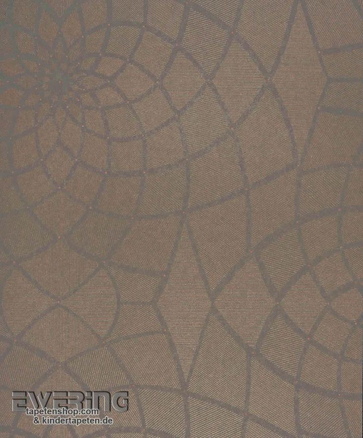 25+ best ideas about tapete grau on pinterest - Tapetenmuster Schlafzimmer Braun