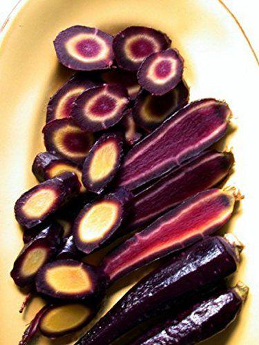 Black Knight Carrot 100 Seeds - First Near Black Carrot