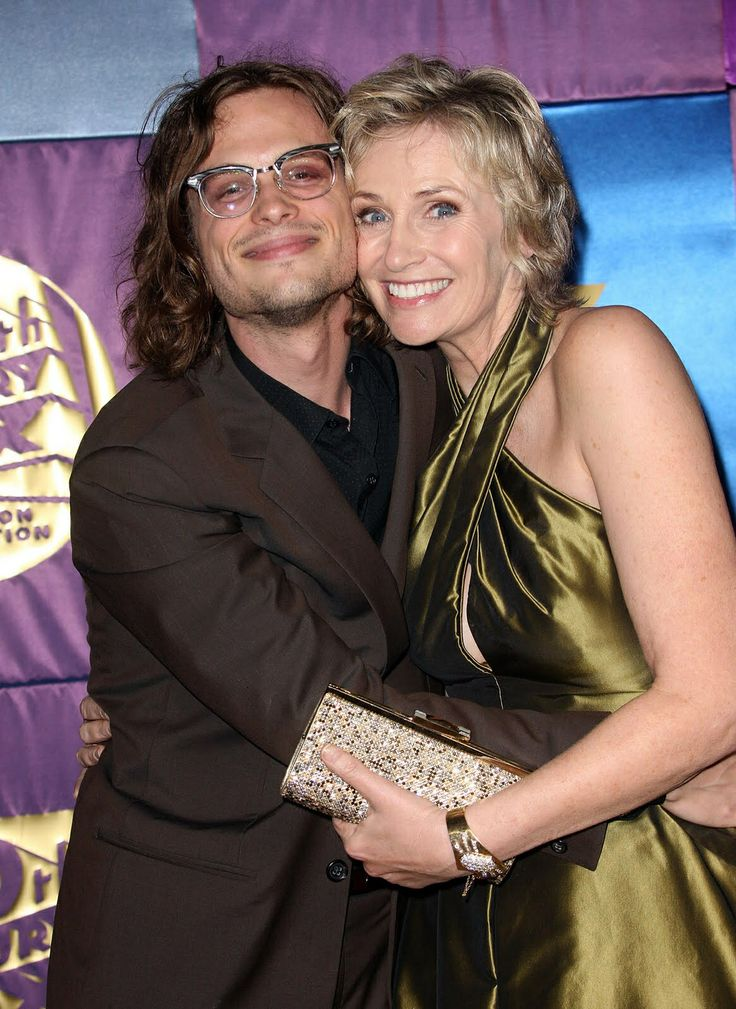 Matthew and Jane Lynch-Spencer and Diana Reid!!!!