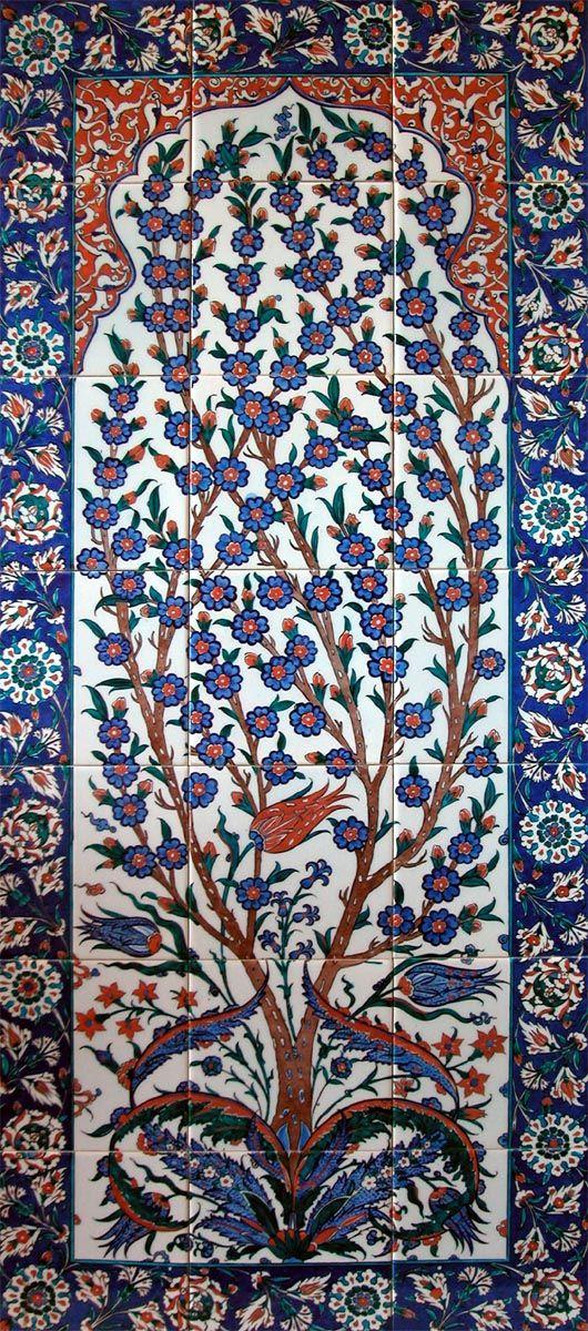 turkish_tile_art_tekli_bahardali_b.jpg (530×1200)