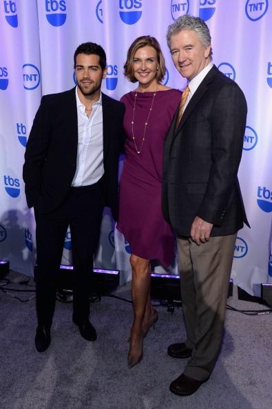 Patrick, Brenda, and Jesse