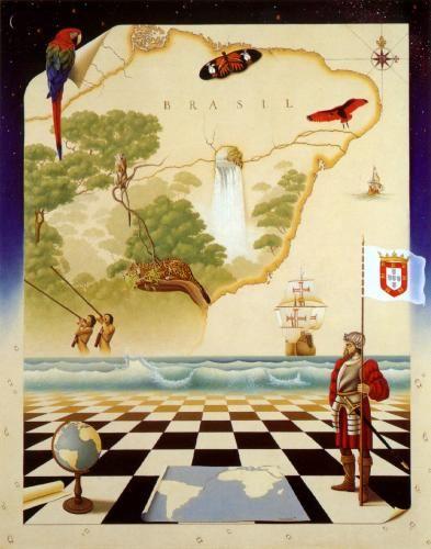 Quadros/Pinturas da História Militar de Portugal