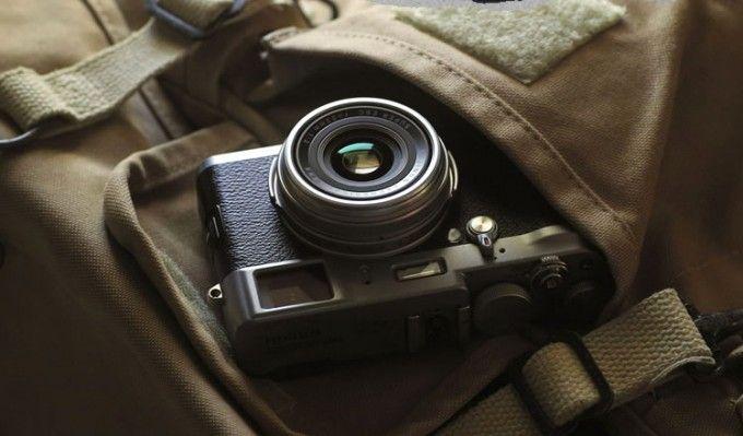 for a digital retro camera: fuji x100 $1,999.99