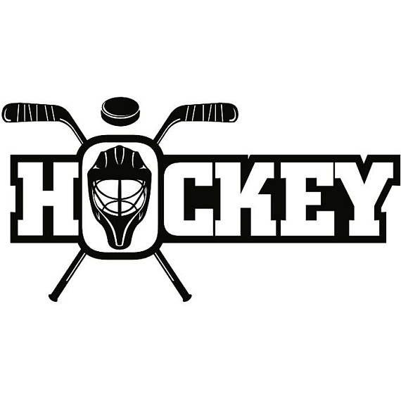 Hockey Logo 17 Puck Helmet Player Stick Mask Pads Arena Ice Hockey Logos Hockey Hockey Mom