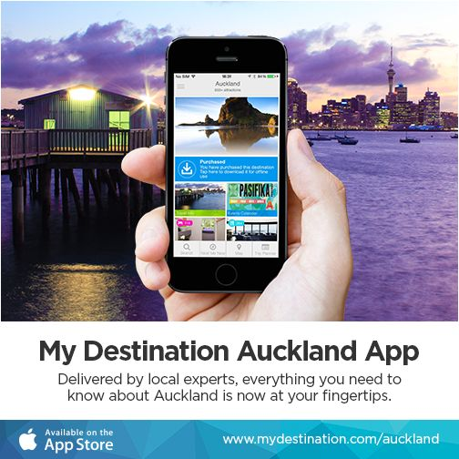 https://itunes.apple.com/app/id952672856  Tap into specialist local tips and keep up-to-date with what to see and do in #Auckland - now available to download from the Apple App Store. #newzealand
