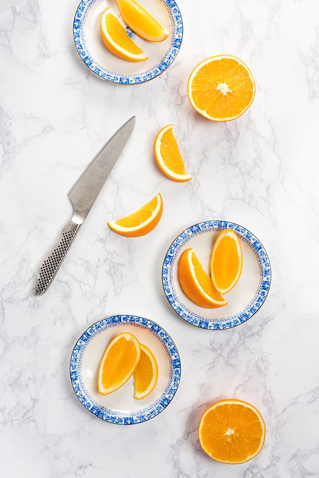 Godt med appelsin :)