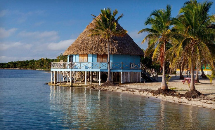 Blackbird Caye Resort – Turneffe Atoll, Belize  scuba, snorkeling, sea kayak