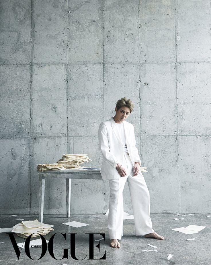 JYJ Junsu Vogue Korea August 2015 Look 3