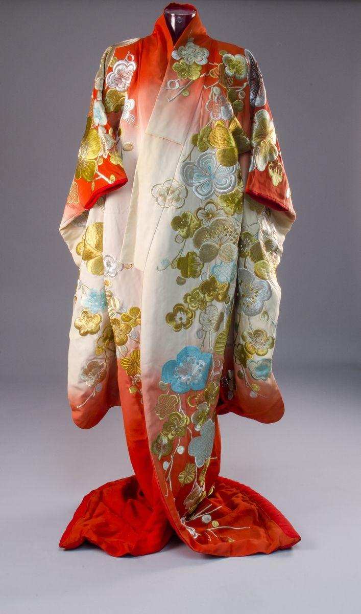 Kimono | 1800/1899 | Digitalt Museum | Public Domain