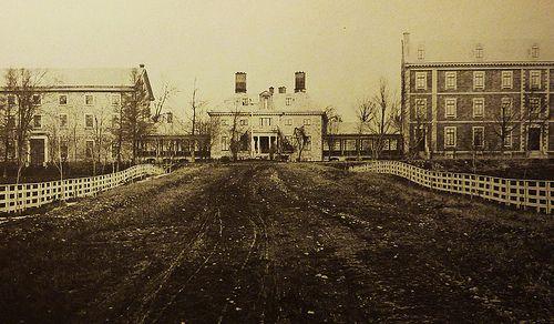 Montréal, vers 1871. Monklands. NDG. by DubyDub2009, via Flickr