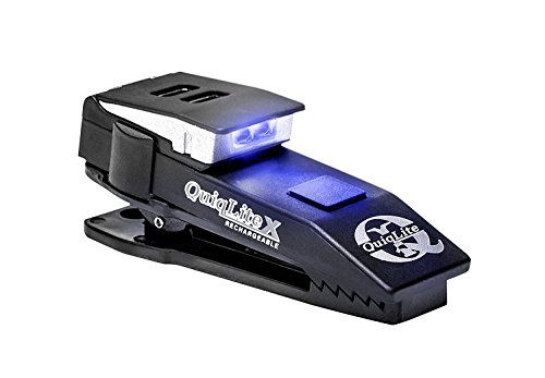 QuiqLiteX Hands Free Pocket Concealable Flashlight (Various LED Color Options) – Shop Camping