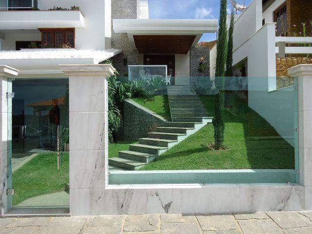 Dcore você | Muro de vidro – 30 modelos para mudar sua casa | http://www.dcorevoce.com.br