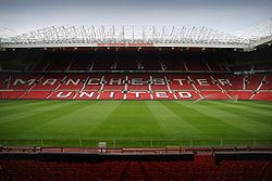 A Visit to the theatre of dreams!