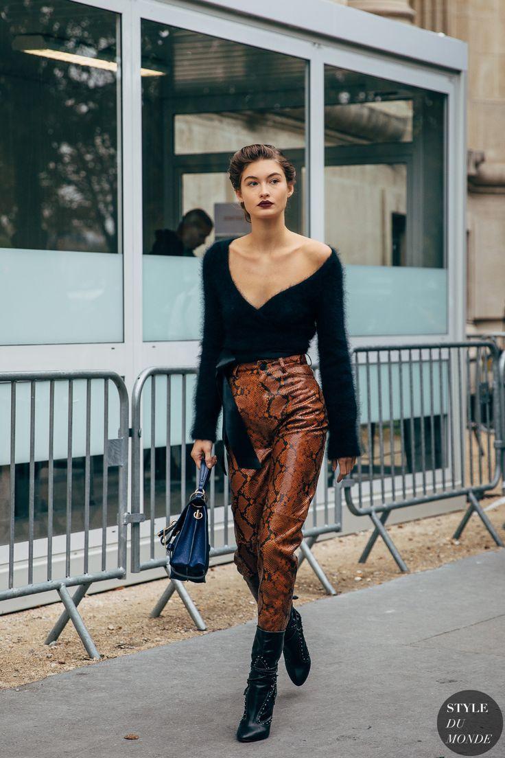 Paris SS 2020 Street Style: Grace Elizabeth