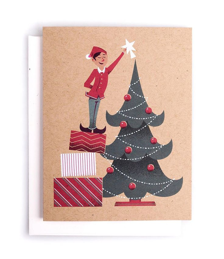 2013 Downtime Collective Holiday Cards by Nick