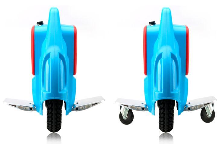 Mola: Uni-Wheel Sky: Un nuevo tipo de transporte de China a un precio razonable