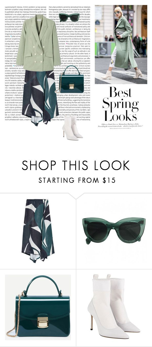 """22/03"" by dorey on Polyvore featuring Marni, Jimmy Choo and H&M"